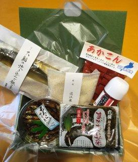 近江の恵みセット(滋賀の名品サイト限定)【株式会社 丸長食品】 ※