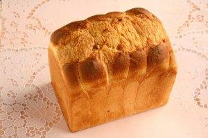 天然酵母もちもち食パン(ハーフサイズ)【有限会社 柏屋製パン所】 ※