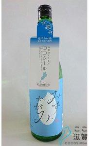 [ここ滋賀]純米みずかがみ【北島酒造株式会社】