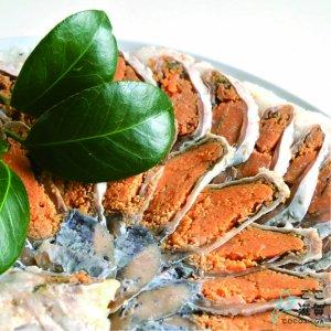 [ここ滋賀]にごろ鮒寿司スライスS クール商品【有限会社 鮒味】 ※