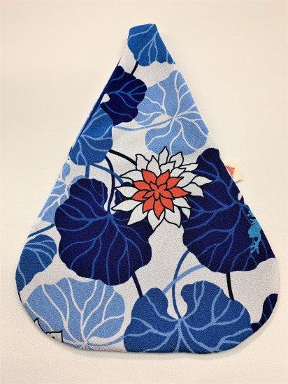 ラ・フランスバッグ 蓮の葉