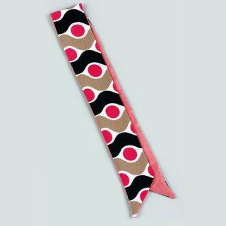 プチスカーフ 小石/ピンク