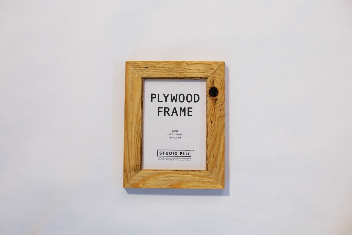 PLYWOOD FRAME