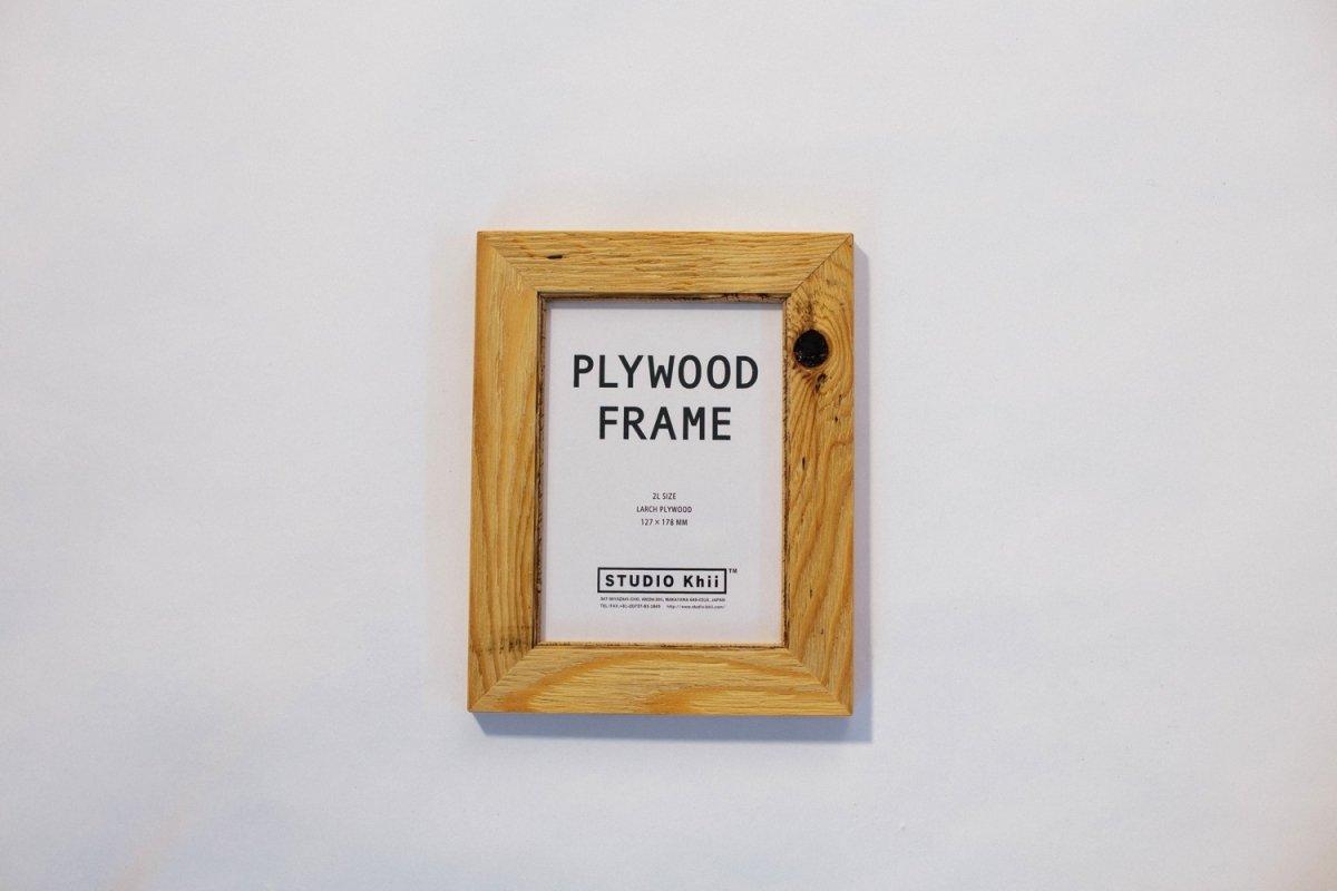 PLYWOOD FRAME