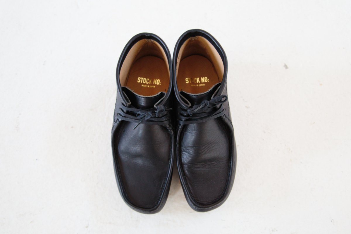 STOCK NO: Lether Moccasin boots