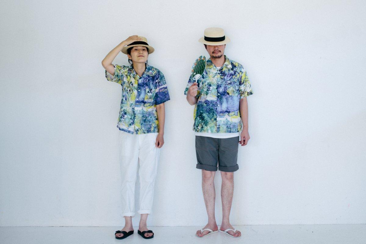 MUYA Aloha shirts