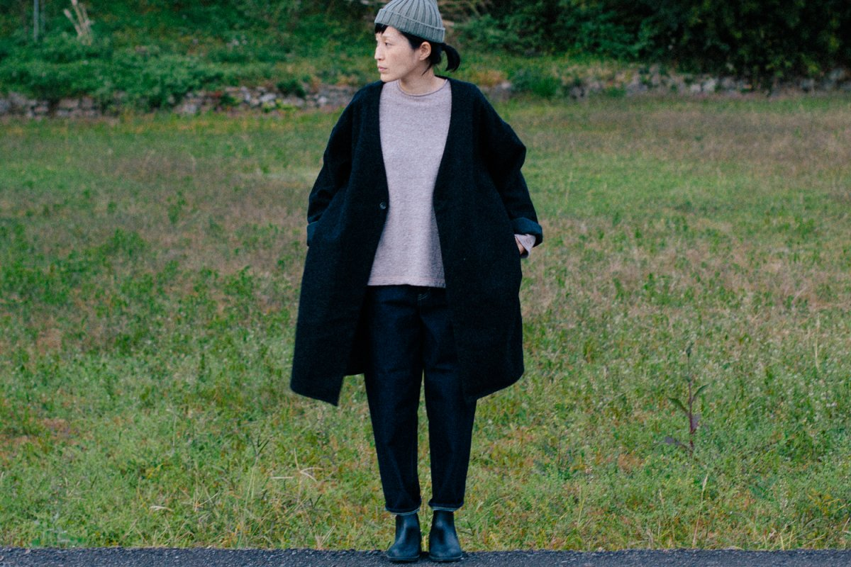 MUYA --- Livery Coat/ Wool