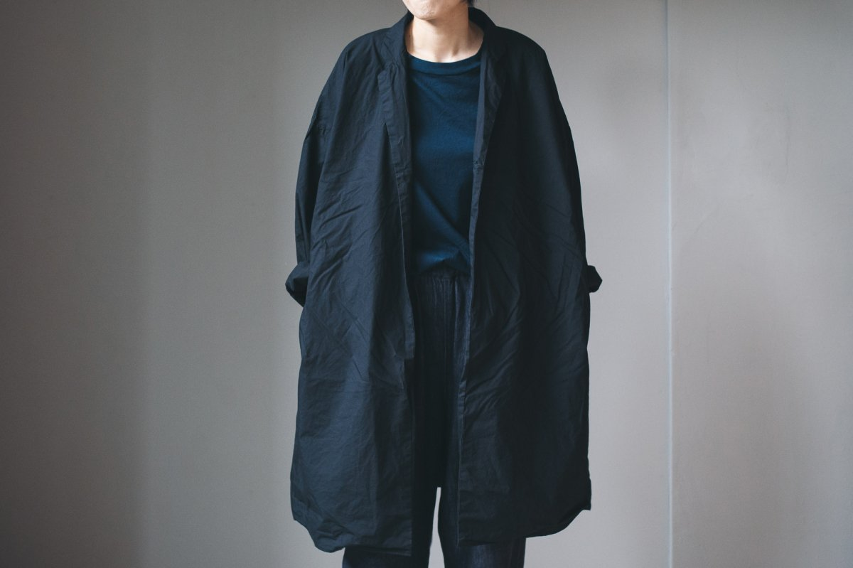 MUYA --- Livery Coat Tailored color / 5color