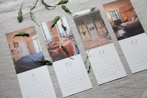 France Calendar 2017