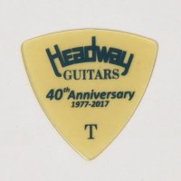 HEADWAY 40th Anniv. ULTEM PICK Thin