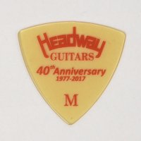 HEADWAY 40th Anniv. ULTEM PICK Medium