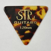 STR Rubber Grip BASS PICK 1.20mm