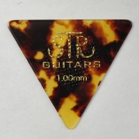 STR Rubber Grip BASS PICK 1.00mm