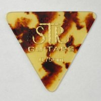 STR Rubber Grip BASS PICK 0.75mm