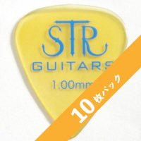 【3%オフ】STR ULTEM PICK Teardrop 1.00mm【10枚パック】