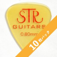 【3%オフ】STR ULTEM PICK Teardrop 0.80mm【10枚パック】