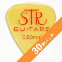 【5%オフ】STR ULTEM PICK Teardrop 0.80mm【30枚パック】