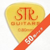 【8%オフ】STR ULTEM PICK Teardrop 0.80mm【50枚パック】