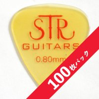 【10%オフ】STR ULTEM PICK Teardrop 0.80mm【100枚パック】