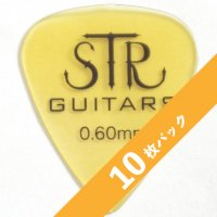 【3%オフ】STR ULTEM PICK Teardrop 0.60mm【10枚パック】