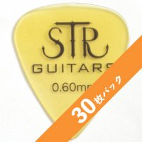 【5%オフ】STR ULTEM PICK Teardrop 0.60mm【30枚パック】