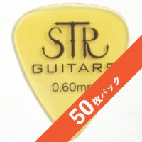 【8%オフ】STR ULTEM PICK Teardrop 0.60mm【50枚パック】