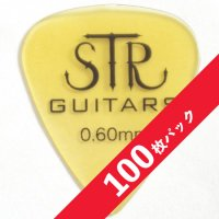 【10%オフ】STR ULTEM PICK Teardrop 0.60mm【100枚パック】