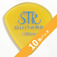 【3%オフ】STR ULTEM PICK Fang 1.00mm【10枚パック】