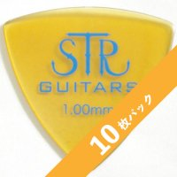 【3%オフ】STR ULTEM PICK Triangle 1.0mm【10枚パック】