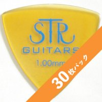 【5%オフ】STR ULTEM PICK Triangle 1.0mm【30枚パック】