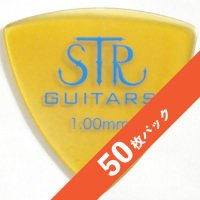 【8%オフ】STR ULTEM PICK Triangle 1.0mm【50枚パック】