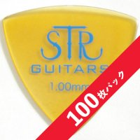 【10%オフ】STR ULTEM PICK Triangle 1.0mm【100枚パック】