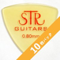 【3%オフ】STR ULTEM PICK Triangle 0.8mm【10枚パック】
