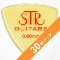 【5%オフ】STR ULTEM PICK Triangle 0.8mm【30枚パック】