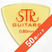 【8%オフ】STR ULTEM PICK Triangle 0.8mm【50枚パック】