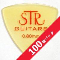 【10%オフ】STR ULTEM PICK Triangle 0.8mm【100枚パック】