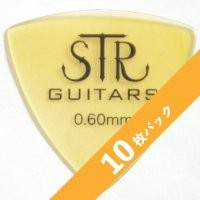 【3%オフ】STR ULTEM PICK Triangle 0.6mm【10枚パック】