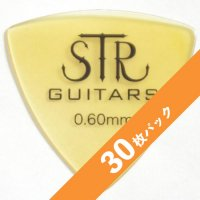 【5%オフ】STR ULTEM PICK Triangle 0.6mm【30枚パック】