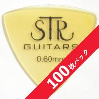 【10%オフ】STR ULTEM PICK Triangle 0.6mm【100枚パック】