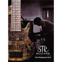 STR Guitars The Photobook 2018