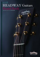 2018 HEADWAY Guitars Brand Book<img class='new_mark_img2' src='//img.shop-pro.jp/img/new/icons25.gif' style='border:none;display:inline;margin:0px;padding:0px;width:auto;' />