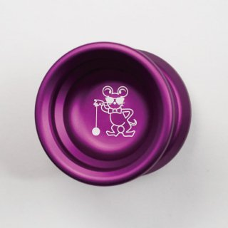 FULL METAL YOYO / PURPLE (TYPE X)