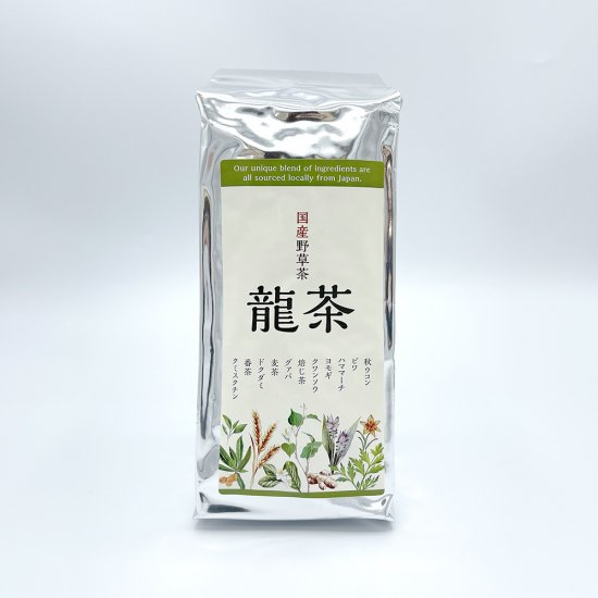 15種類野草 龍茶 400g