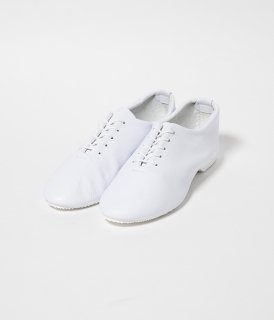 CROWN / Dance Jazz Shoes      「White」