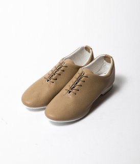 <img class='new_mark_img1' src='//img.shop-pro.jp/img/new/icons6.gif' style='border:none;display:inline;margin:0px;padding:0px;width:auto;' />CROWN / Dance Jazz Shoes      「Beige」