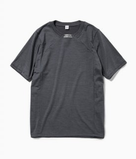 alk phenix /  orbit tee (Merino Wool) 「Gray」
