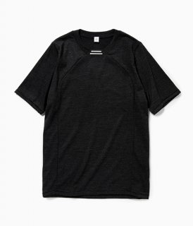 alk phenix /  orbit tee (Merino Wool) 「Charcoal Gray」