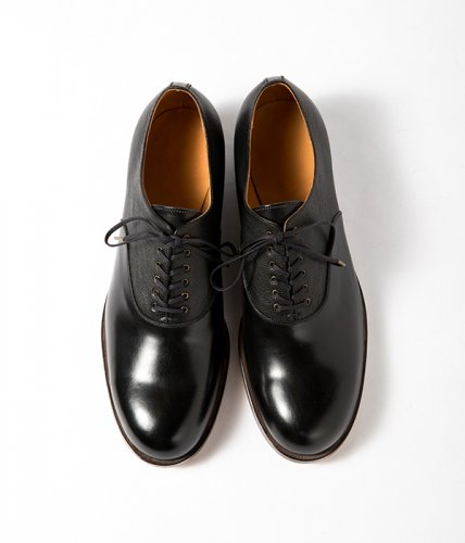forme (フォルメ)  / Balmoral Plain Toe「Calf Leather ×Goat Leather」