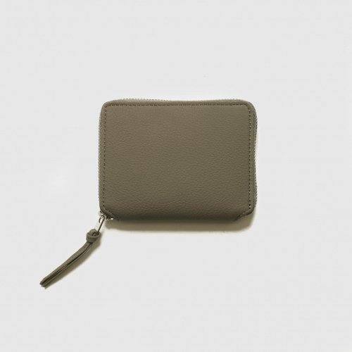 ERA. / BUBBLE CALF ROUND PALM WALLET「Gray」<img class='new_mark_img2' src='//img.shop-pro.jp/img/new/icons6.gif' style='border:none;display:inline;margin:0px;padding:0px;width:auto;' />
