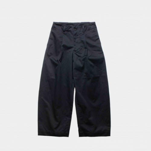 <img class='new_mark_img1' src='https://img.shop-pro.jp/img/new/icons6.gif' style='border:none;display:inline;margin:0px;padding:0px;width:auto;' />Handwerker / HW wide trousers「備前壱号 Charcoal」